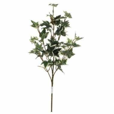 Nep planten hedera klimop kunstbloemen takken 50 cm decoratie