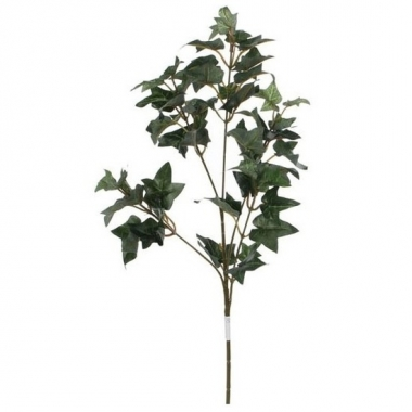 Nep planten hedera klimop kunstbloemen takken 55 cm decoratie