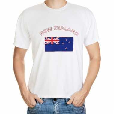 Nieuw zeeland vlag t-shirt