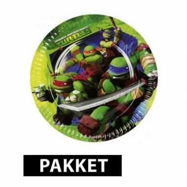 Ninja feestje versiering pakket