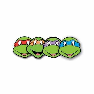 Ninja turtles maskers