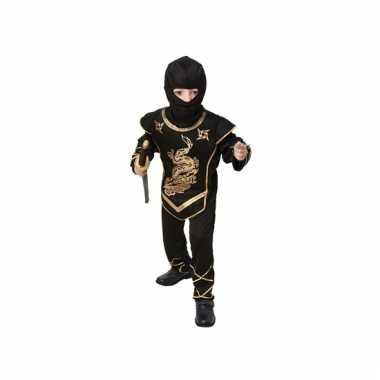 Ninja verkleedoutfit voor kinderen