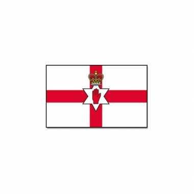 Noord ierse vlag 90 x 150 cm