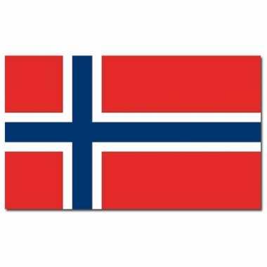 Noorse vlag 90x150 cm