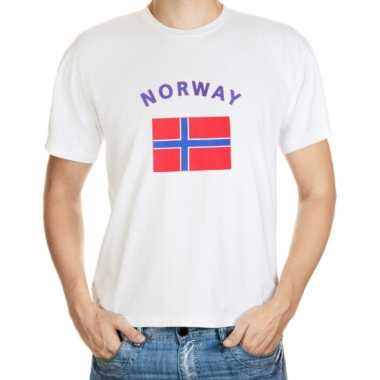 Noorse vlag t-shirt