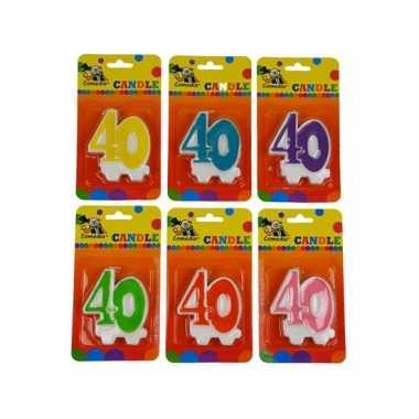 Nummerkaarsje 40 jaar