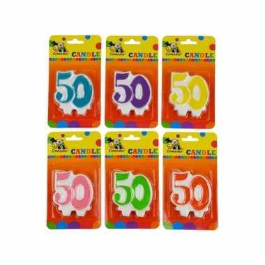 Nummerkaarsje 50 jaar
