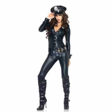 Officer payne bodysuit met accessoires