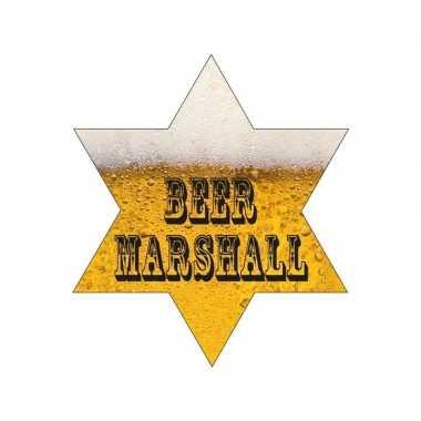 Oktoberfest bier marshall broche 8 cm