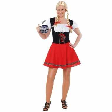 Oktoberfest jurkje dames - oktoberfest kleding