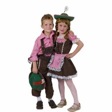 Oktoberfest overhemd voor kinderen