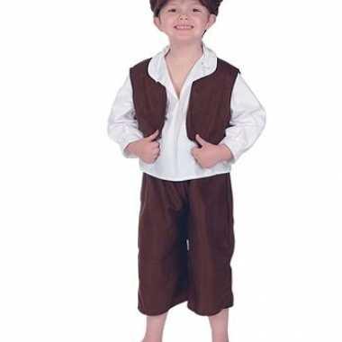 Oliver twist kostuum voor kinderen