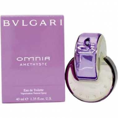 Omnia amethyste dames edt 40 ml