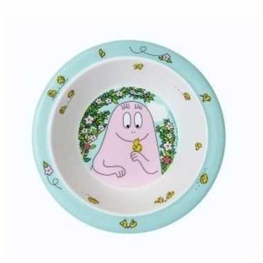 Ontbijt bordje barbapapa 16 cm