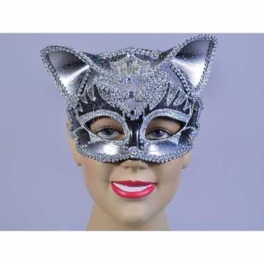 Oogmasker kat