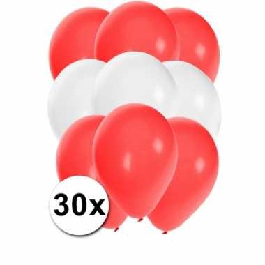 Oostenrijkse ballonnen pakket 30x