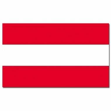 Oostenrijkse vlag 150x90 cm