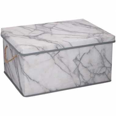 Opberg dozen van karton 25 liter
