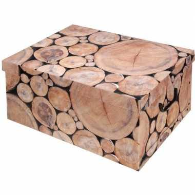 Opbergers box 52 x 38 cm