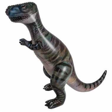 Opblaas dinosaurus tyrannosaurus rex 175 cm