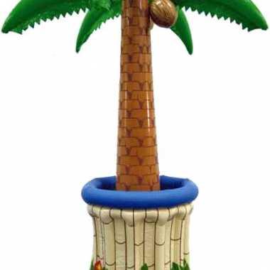 Opblaas palmboom drankkoeler