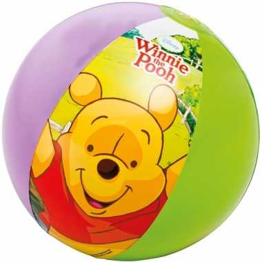 Opblaasbare bal winnie de poeh 51 cm