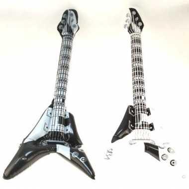 Opblaasbare gitaar 100 cm