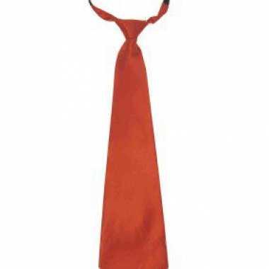 Oranje feest stropdassen