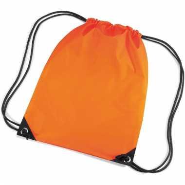 Oranje gymtasjes