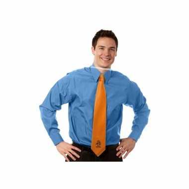 Oranje knvb stropdassen