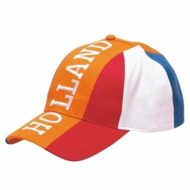 Oranje supporters petje holland volwassenen