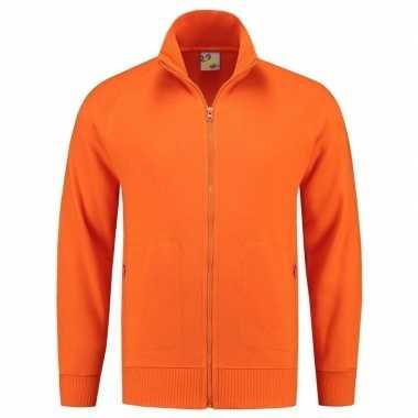 Oranje vest voor volwassenen