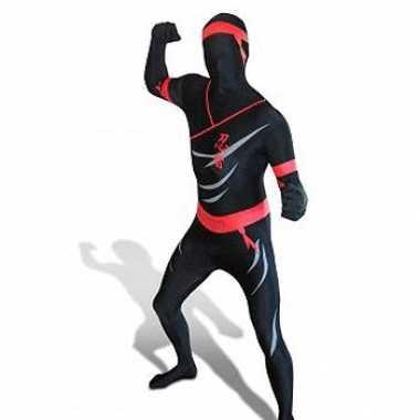 Originele morphsuit ninja pak