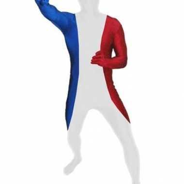 Originele morphsuits franse vlag