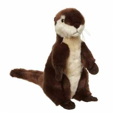 Otter knuffeldier 28 cm