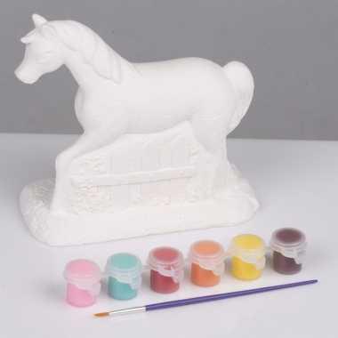 Paard schildersetje