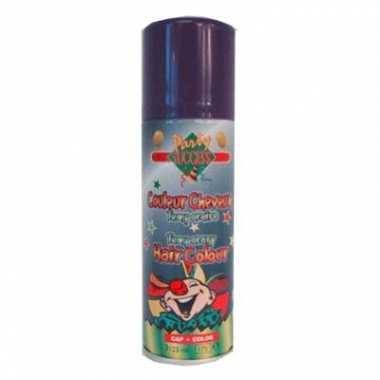 Paarse haarspray