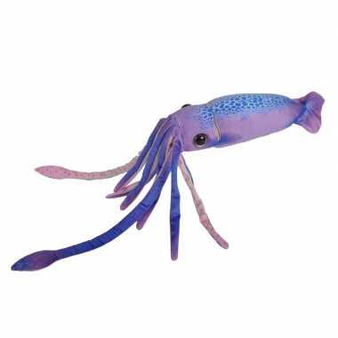 Paarse octopussen knuffels 38 cm knuffeldieren