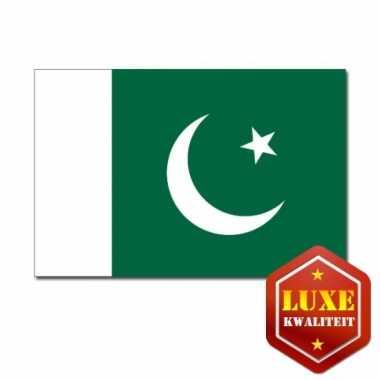 Pakistaanse vlaggen goede kwaliteit