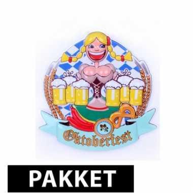 Pakket bierfeest versiering