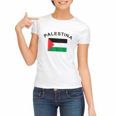 Palestijnse vlag t-shirt voor dames