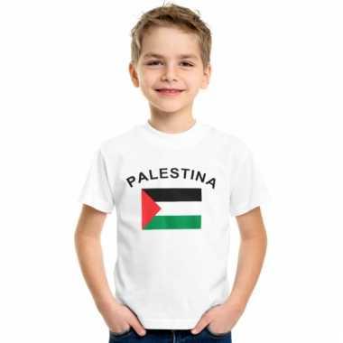 Palestijnse vlag t-shirts voor kinderen