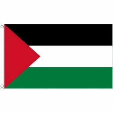 Palestina vlaggen 90 x 60 cm