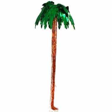 Palmboom folie decoratie 300 cm