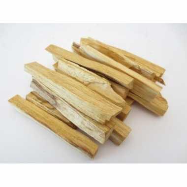 Palo santo geurhoutjes/sticks 100 gram