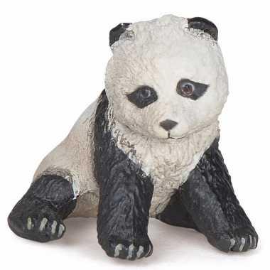 Panda baby speeldiertje 5 cm