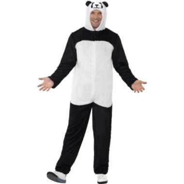 Panda verkleedkleding voor volwassen