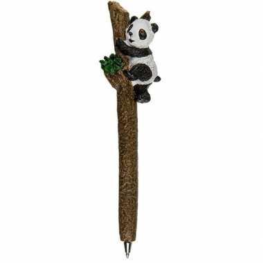 Pandaberen pen 17 cm type 3