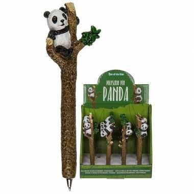 Pandaberen pen 17 cm type 4