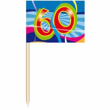 Party prikkers 60 jaar